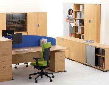 Office storage elements