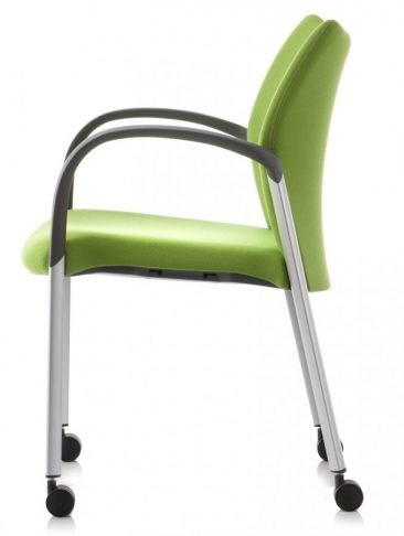 Trillipse Motion armchair fully upholstered