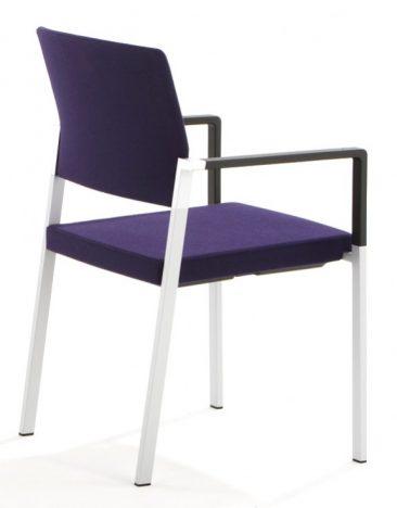 Zenith armchair fully upholstered