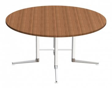 Ad Lib large circular table