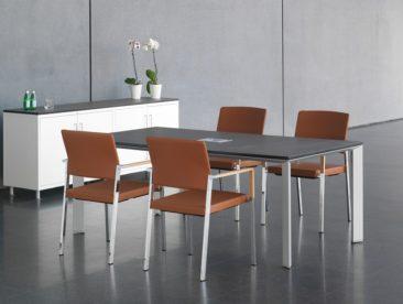 Chameleon rectangular table