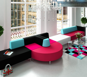 Soft seating solutions at Eclipse