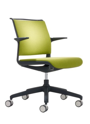 Ad Lib office chair with arms
