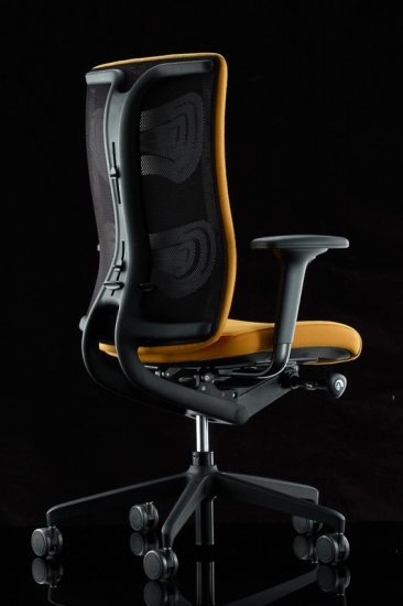 Agitus office chair with arms