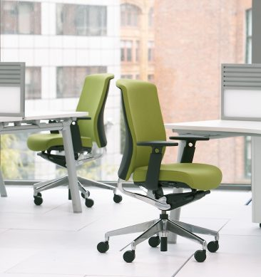 Enigma office chairs