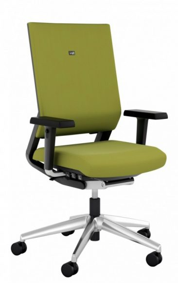 ISit office chair fully upholstered