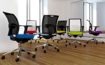 Loreto office chairs