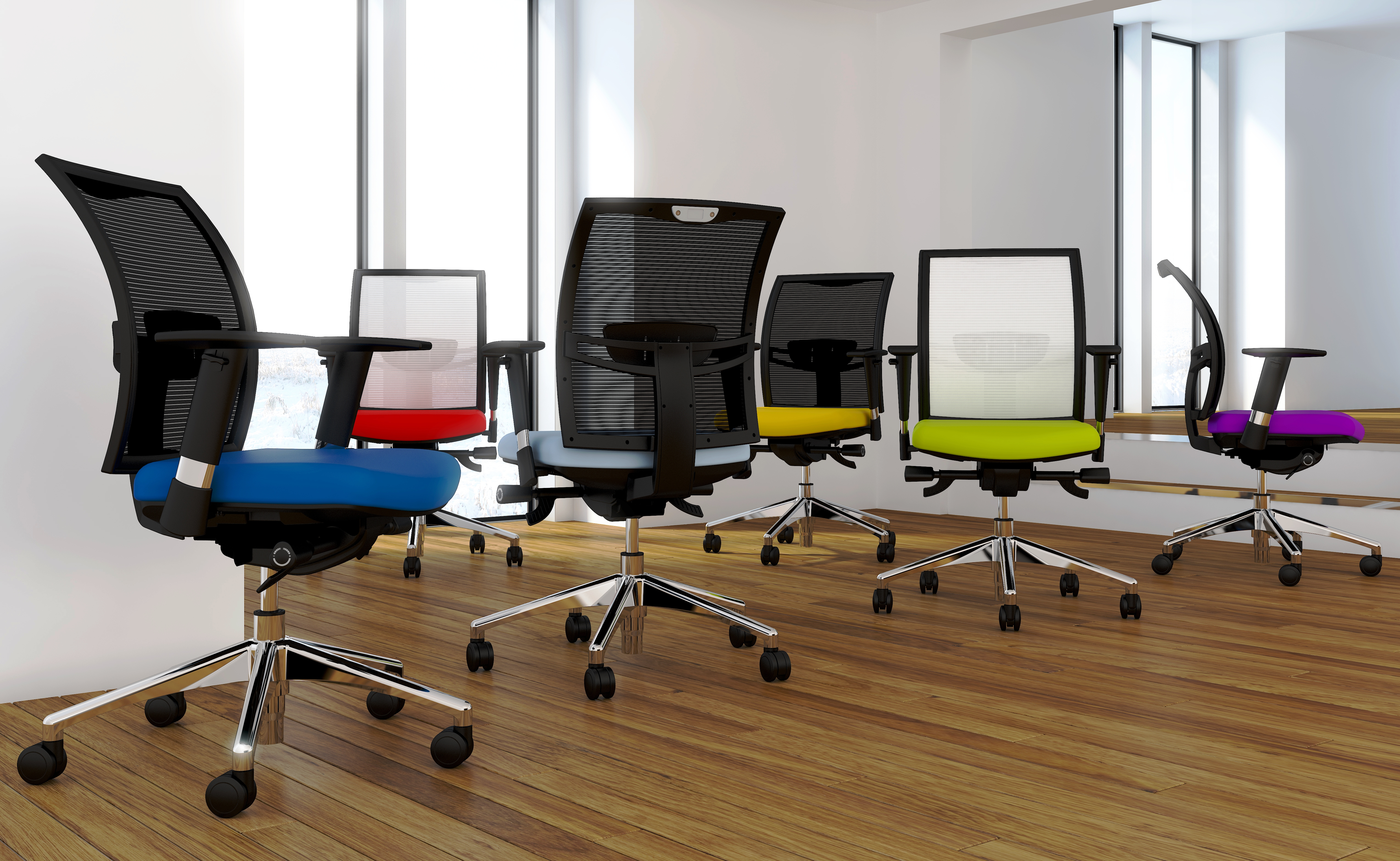 best modern office chairs images on pinterest office seating  - office seating eclipse business furniture limited