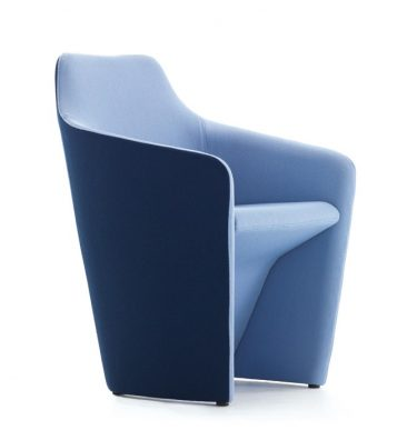 Venus chair in blue
